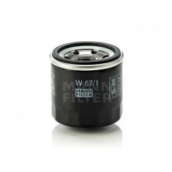Фильтр Mann W67/1 масл.